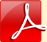 Adobe AcrobatReaderのロゴ